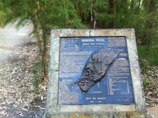 Kokoda Track Memorial