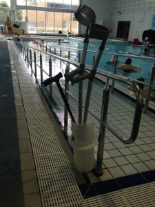 crutches-pool